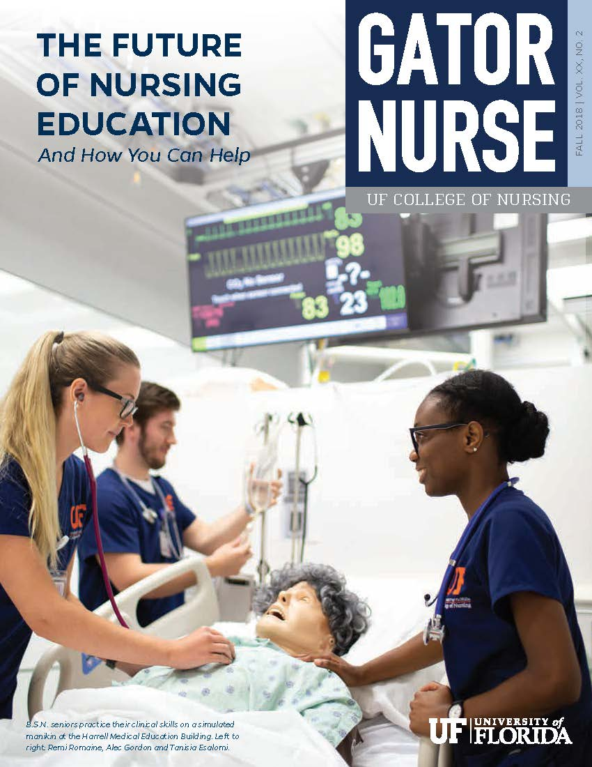 Cover for Fall 2018 Issue